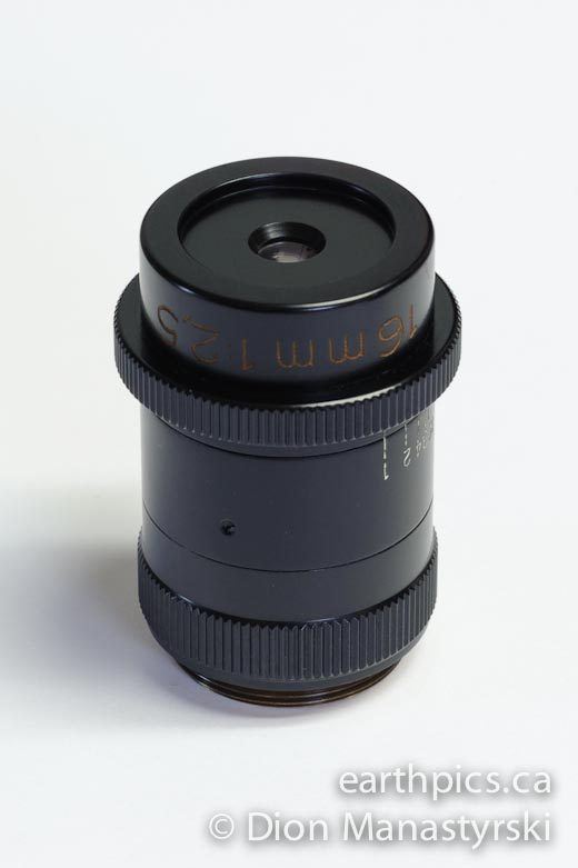 SOLD: Carl Zeiss Luminar 16mm RMS mount macro lens for bellows, Multiphot, etc.
